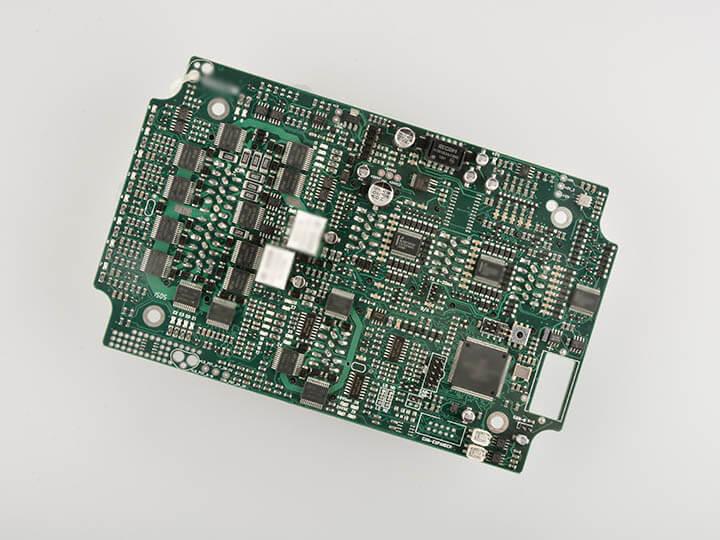 Carte PCB HDI