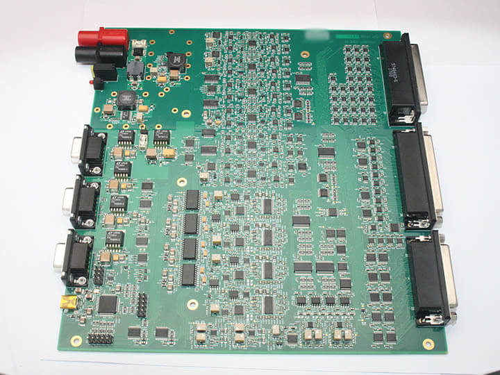 Fabricación de PCBA HDI