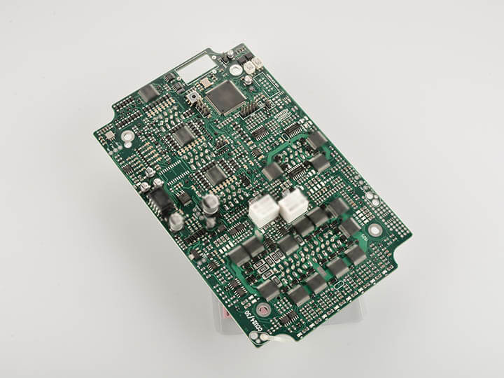 HDI Printed Board Assembly