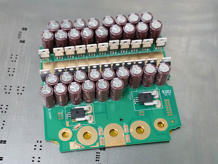 Heavy Copper PCB Assembly