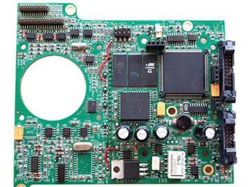 Industrial Controller HDI PCBA