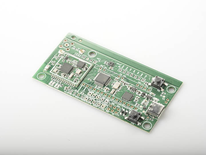 LoRa Development PCB Prototype