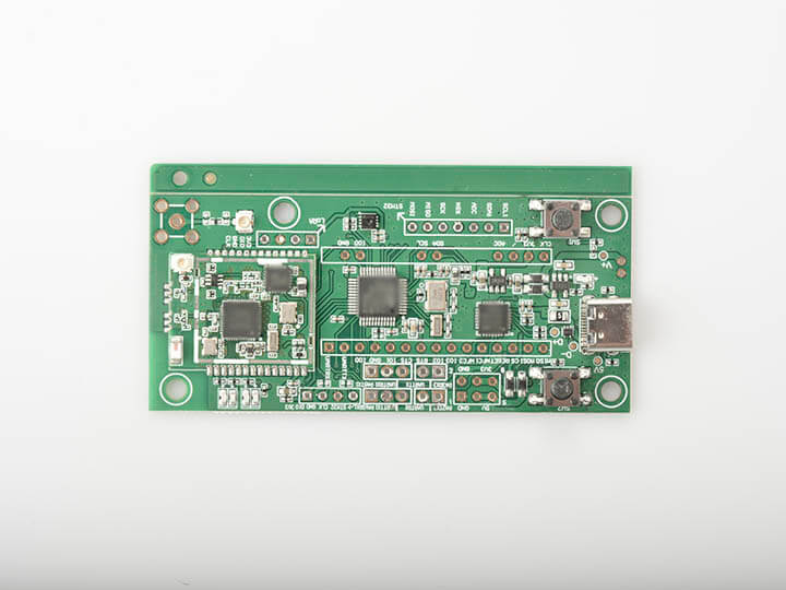 LoRa development kit PCBA