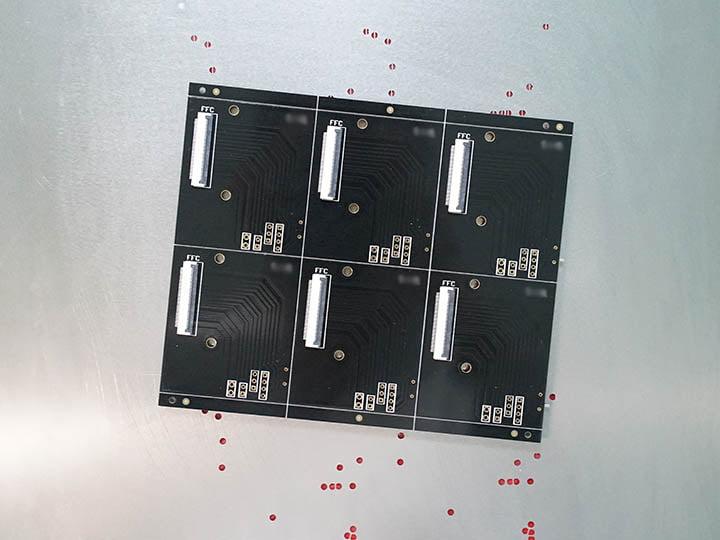 Prototype de PCB MC
