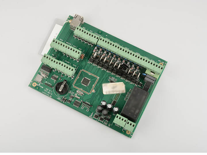 Output Control PCB Assembly