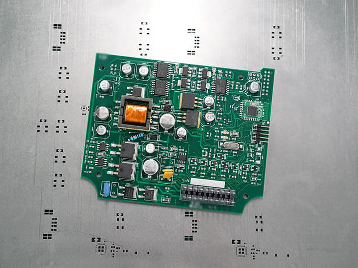 Power control PCB Assembly