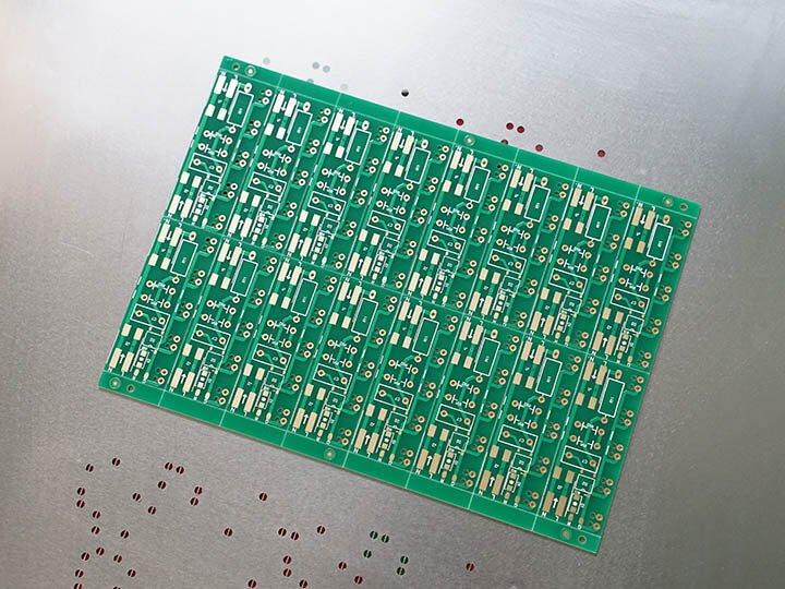 Placa de circuito impresso rígida SMT