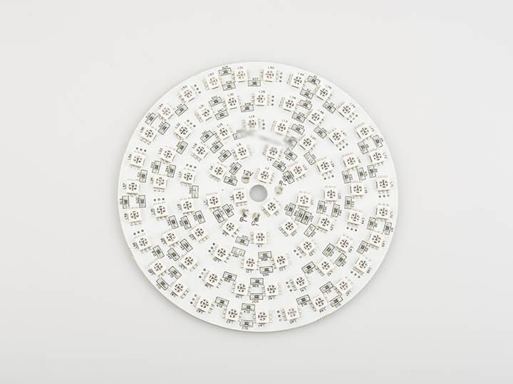 aluminum pcb 12V led