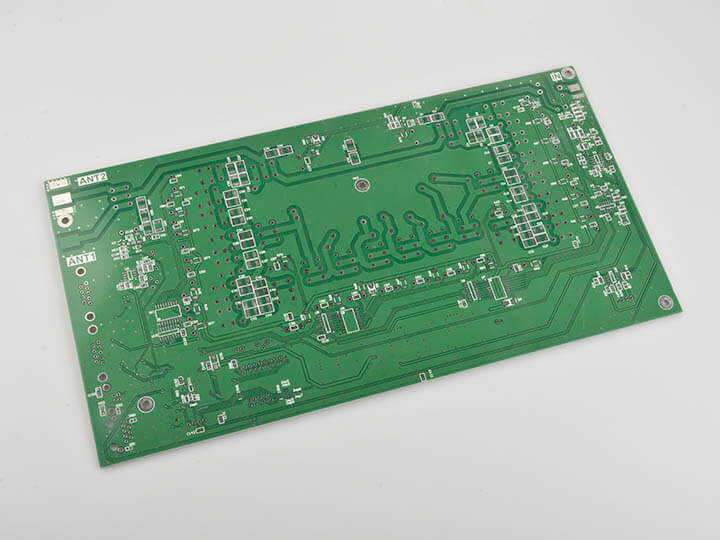 power fr4 pcb productie